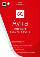 Avira Internet Security Suite 2017 (3 Geräte) (3 Jahre)