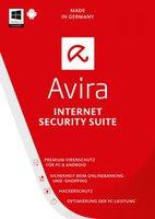 Avira Internet Security Suite 2017 (2 Geräte) (3 Jahre)