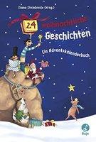 Bastei Lübbe Barbara Korthues 24 weihnachtliche Geschichten. Ein Adventskalenderbuch