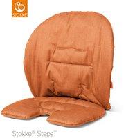 Stokke Sitzkissen für Hochstuhl Steps Greige Orange