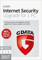 Gdata Internet Security 2017 Upgrade (1 Gerät) (1 Jahr)