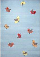 Esprit Home Birdie 140x200cm blau