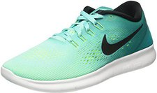 Nike Free RN hyper turquoise/rio teal/volt/black