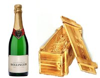 Bollinger Special Cuvée mit Holzkiste 0,75l
