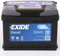 Exide 12V 60Ah EB602