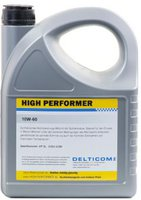 High Performer Vollsynthetik Motoröl 10W-60 (5 l)