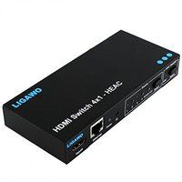 Ligawo 6518990 HDMI Switch 4x1