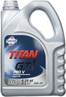 Fuchs Petrolub Titan GT1 Pro V 0W-20 (4 l)