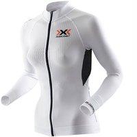 X-Bionic X-Bionic The Trick Biking Shirt Long Sleeves Full Zip Women