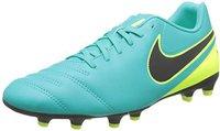 Nike Tiempo Rio III FG  jade/volt/black