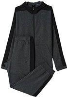 Adidas Hooded Jogger Trainingsanzug