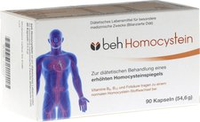 BIOENERGY Healthcare beh Homocystein Kapseln (90 Stk.)