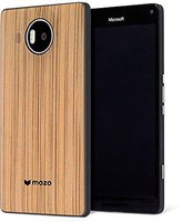 Mozo Lumia 950 XL BackCover Holz