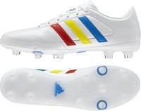 Adidas Gloro 16.1 FG white/solar yellow/shock blue