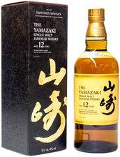 Suntory Yamazaki 12 Jahre 43%
