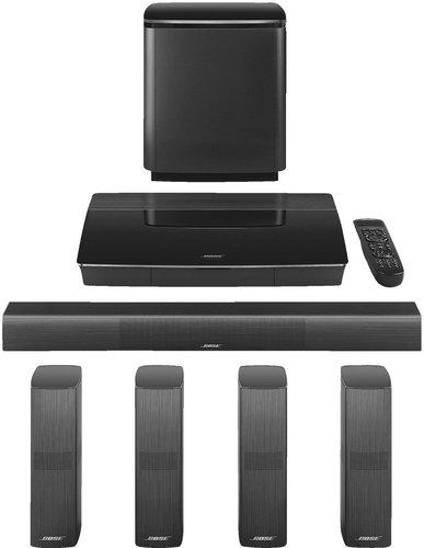 bose lifestyle 650 jetzt im online vergleich bei preis de. Black Bedroom Furniture Sets. Home Design Ideas