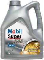 Mobil Oil Super 3000 FE 5W-30 (4 l)