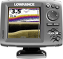 Lowrance Hook-5x Mid / High / Downscan