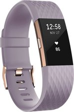 Fitbit Charge 2 Lavendel / Rosé-Gold small