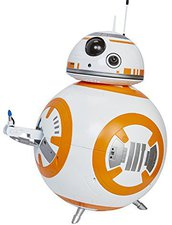 Funko Star Wars Episode 7 - Bobble-Head BB-8 Deluxe Edition