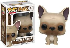 Funko Pop! Movies: Pets The Secret Life of Pets - French Bulldog