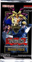 Yu-Gi-Oh The Dark Side of Dimensions Movie Pack Booster