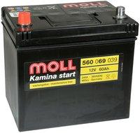 MOLL Kamina Start 12V 60Ah (560 069 039)