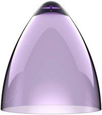 Nordlux Funk 27 Glaszylinder transparent/lila