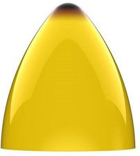 Nordlux Funk 22 Glaszylinder gelb
