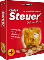 Lexware QuickSteuer 2017 Deluxe (DE) (Box)