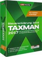 Lexware Taxman 2017 für Selbstständige (DE) (Box)