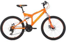KS Cycling Xtraxx 24'' orange