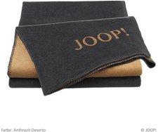 Joop! Uni-Doubleface 150x200cm nutria/schiefer