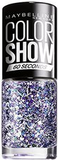 Maybelline Color Show Top Coat - White Splatter (7 ml)