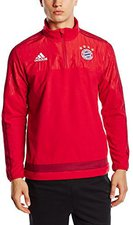Adidas FC Bayern München Pullover Performance Fleece red