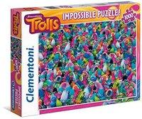 Clementoni Impossible Trolls