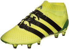 Adidas Ace 16.1 Primeknit FG Jr solar yellow/core black/silver metallic