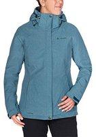 Vaude Women's Caserina 3in1 Jacket blue sapphire