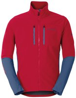 Vaude Men's Virt Softshell Jacket II indian red