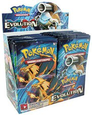 Pokemon XY12 Evolution Booster Display 36 Stück deutsch