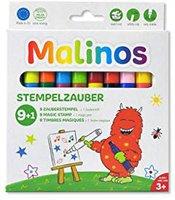 Malinos Stempelzauber 9+1 Stempel