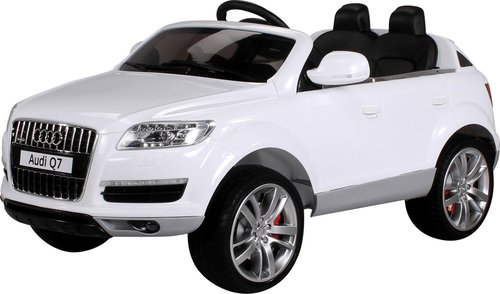 actionbikes kinder elektroauto audi q7 suv kaufen bei. Black Bedroom Furniture Sets. Home Design Ideas