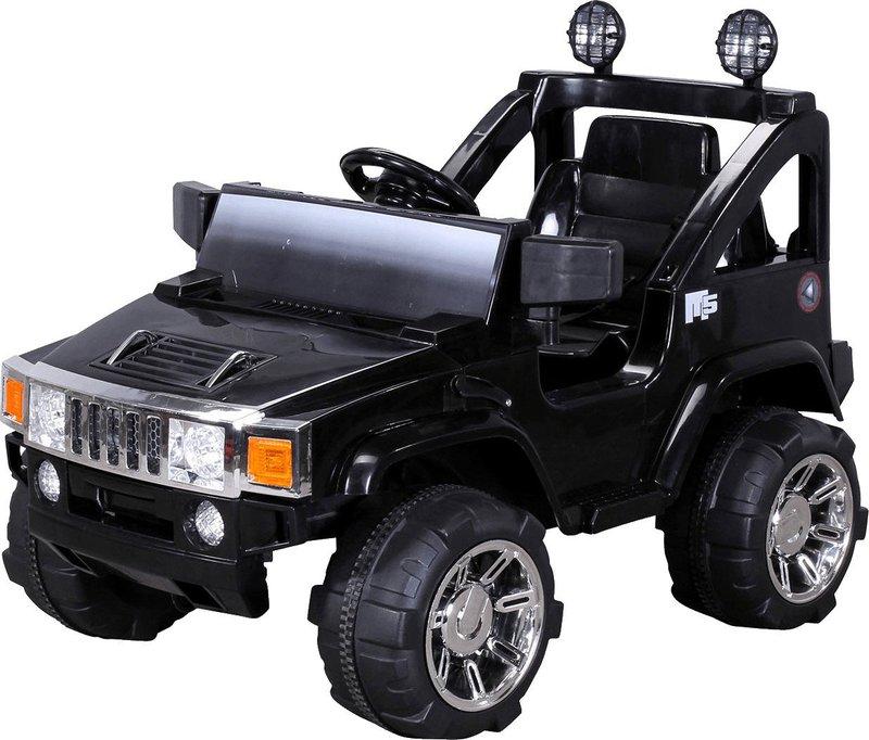 actionbikes kinder elektroauto hummer jeep a30. Black Bedroom Furniture Sets. Home Design Ideas