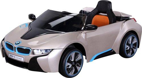 actionbikes kinder elektroauto bmw i8 bei ab 248 99. Black Bedroom Furniture Sets. Home Design Ideas