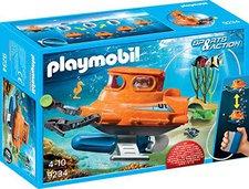 Playmobil Sports & Action - U-Boot mit Unterwas...