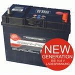 IntAct Start-Power 12V 45Ah (54523)