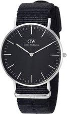 Daniel Wellington Classic Black Cornwall Lady (DW00100151)