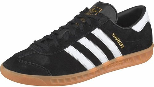 quality design bc531 fa66f Adidas Hamburg core blackwhitegum