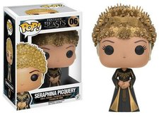 Funko Pop! Movies: Fantastic Beasts - Seraphina Picquery