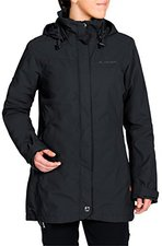Vaude Women's Idris 3in1 Parka black blue
